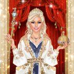 Queen Fashion Salon Royal Dress Up