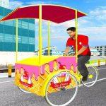 משחק גלידה סיטי משחק סימולטור משלוח חינם 3