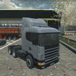 משאית אמריקאית