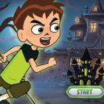 בן 10 הרפתקאות בית רפאים