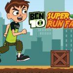 בן 10 סופר רץ מהר