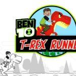 בן 10 T-Rex Runner