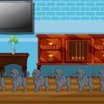 Blue Villa Escape