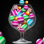 סוכריות זכוכית