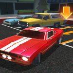 חניה לרכב 3D Pro: נהיגה ברכב העירוני
