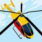 Dangerous Helicopter Jigsaw