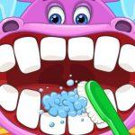 """משחקי רופאי שיניים בע""""מ: משחקי רופאים בחינם לטיפול שיניים"""