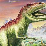 אוסף פאזלים של דינוזאורים
