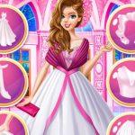להתחפש לבובת הנסיכה המלכותית