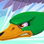 ברווז היורה Duckz ציד האנטר אקדח אש