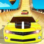 משחק פעלולים לרכב רמפה קיצוני 3d