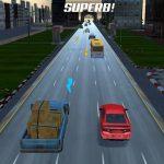 נהיגת תנועה מהירה ומטורפת