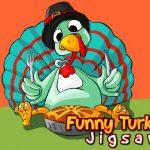 Funny Turkey Jigsaw