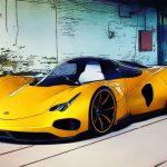 Futuristic Car Models