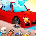 סדנת מכוניות לשטיפת מכוניות לבנות
