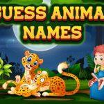 נחשו שמות של בעלי חיים