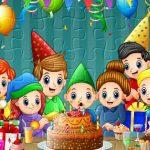 יום הולדת שמח עם המשפחה