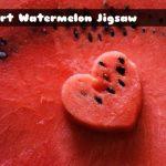 Heart Watermelon Jigsaw
