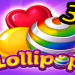 סוכרייה על מקל סוכריות על סוכריות – משחק חידות 3