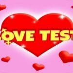LOVE TEST – מחשבון התאמה