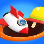 Match 3D – משחק פאזל תואם ברשת