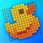 נונוגרמה: משחק פאזל חוצה תמונות