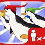 הפעלת דגי פינגווין