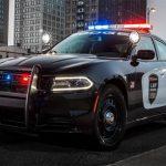 Police Cars Slide