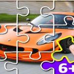 Puzzle Car – Kids & Adults