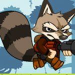 raccoon adventure game