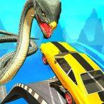 Ramp Car Stunts Racing Mega Ramp Stunt Car Game