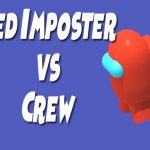 Red Impostor vs Crew HD