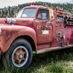 Rusty Cars Slide