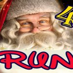 סנטה לרוץ סעיף נהיגה הרפתקה חג המולד חדש y