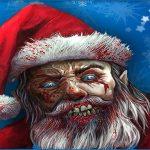 סנטה נגד זומבים