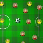אתגר כדורגל