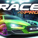 מירוץ מכוניות מהירות בתנועה