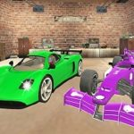 Supercars Speed Race