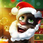 Talking Tom Christmas