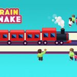 Train Snake Taxi