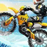 Xtreme Moto Snow Bike Racing Game